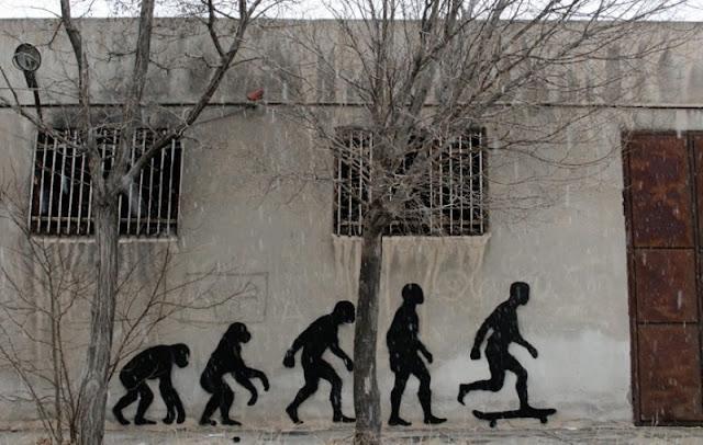 Уличные художники из Ирана. ICY и SOT 34
