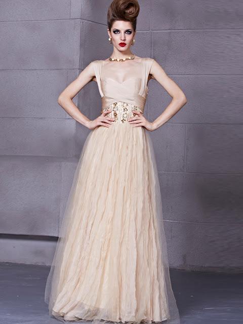 Long prom formal dress elegant