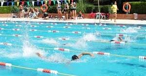 El club de nataci n san fernando participar en la for Piscina valdesanchuela