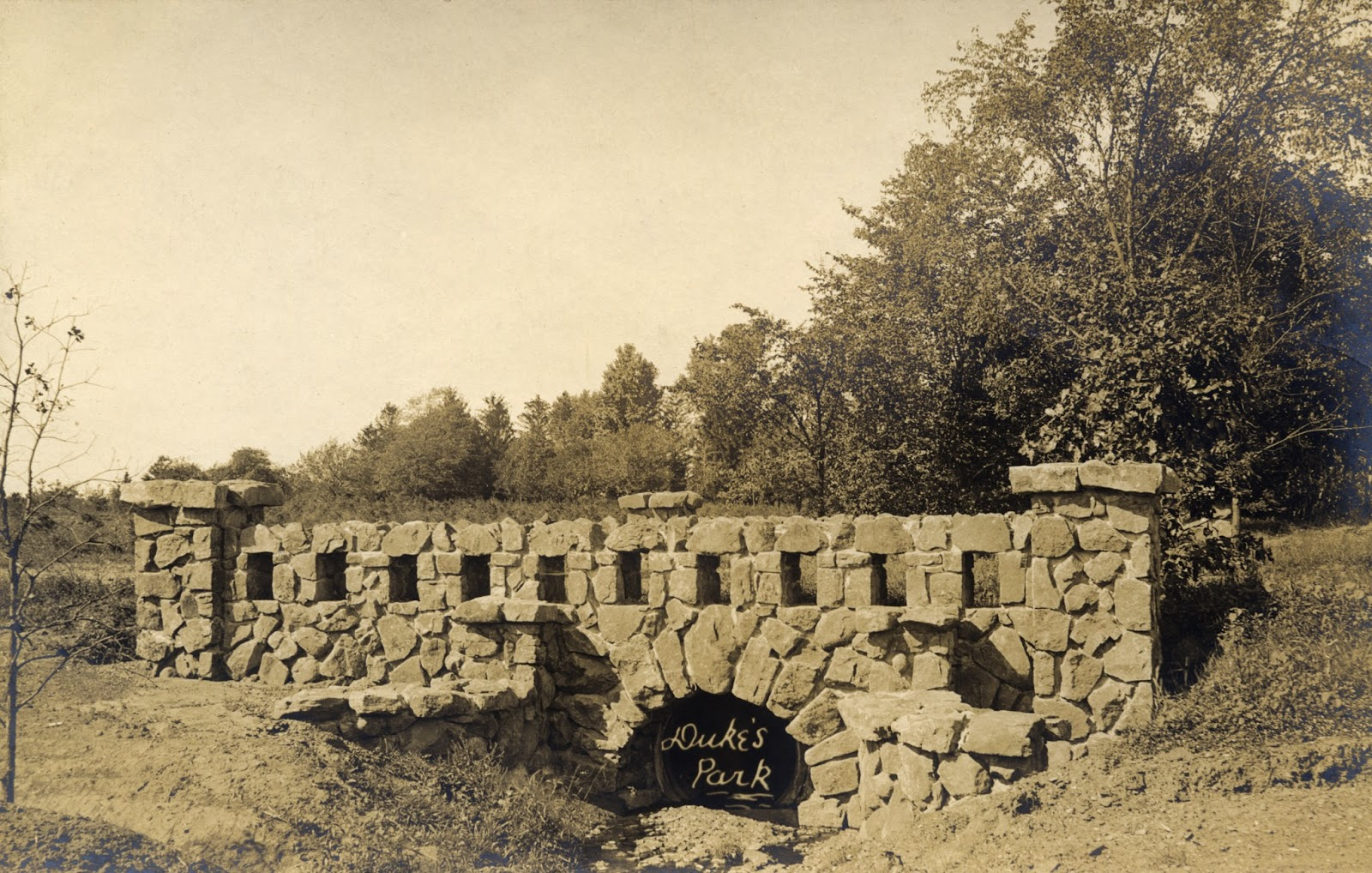 Gillette On Hillsborough Conservation Lane Bridgethen And Now