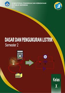 Download Ebook Dasar Pengukuran Listrik Kelas 10 SMK Kurikulum 2013 .PDF