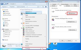 cara defrag hard disk