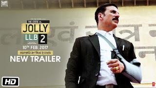 Jolly LLB 2 Trailer 2 Hd Video Watch Online – Akshay Kumar