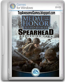 Medal Of Honor Spearhead Game full version free download