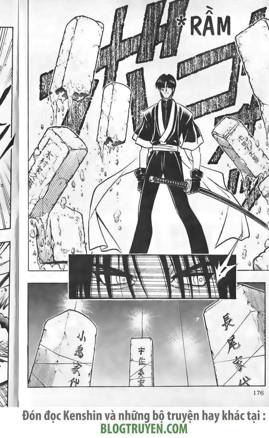 Rurouni Kenshin chap 216 trang 10