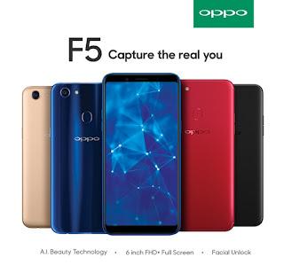 Cara Flash Terbaru 2 Seri Oppo F5 tanpa PC