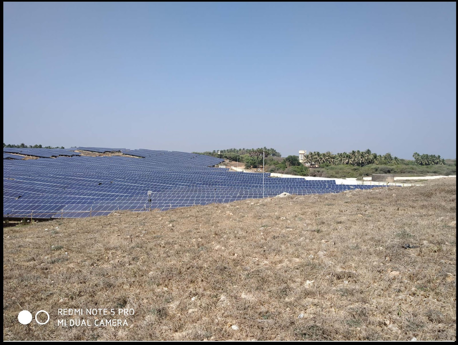 9 Mw Solar Power-plant Diu