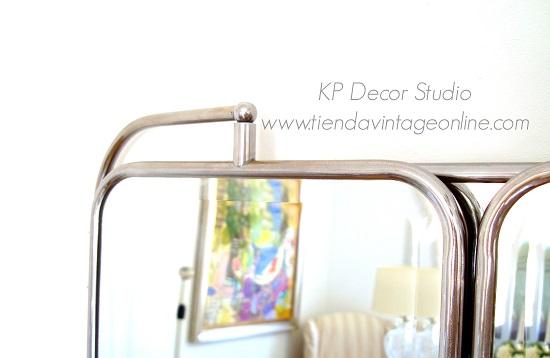 Venta de espejos antiguos estilo vintage en valencia