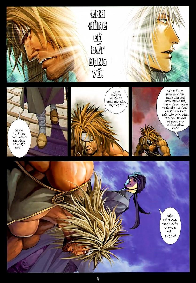 Ôn Thụy An Quần Hiệp Truyện chap 74 trang 4