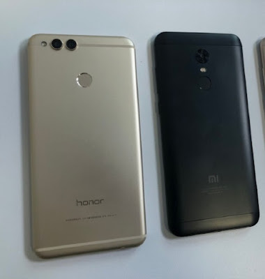 Honor 7X vs Xiaomi Redmi 5 Plus