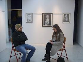 Συνέντευξη των καλλιτεχνών Αλέξανδρου Ραπουτίκα και Αλέξανδρου Κωνσταντίνου