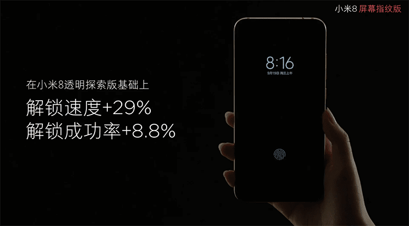 Mi 8 Pro is coming too!