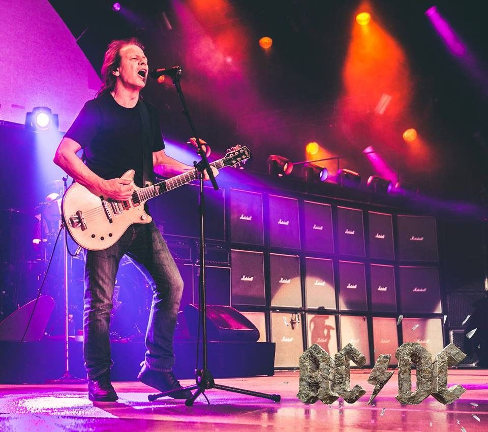 hennemusic: VIDEO: AC/DC guitarist Stevie Young shares family's musical history