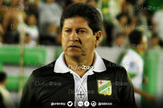 Eduardo Villegas Director Técnico de Oriente Petrolero - DaleOoo