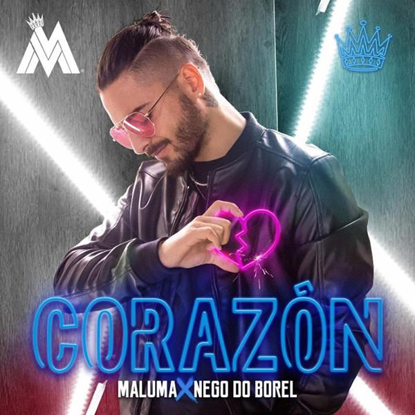 Maluma-Corazón