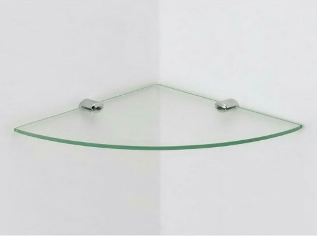glass shelf brackets - Glass Shelf Brackets