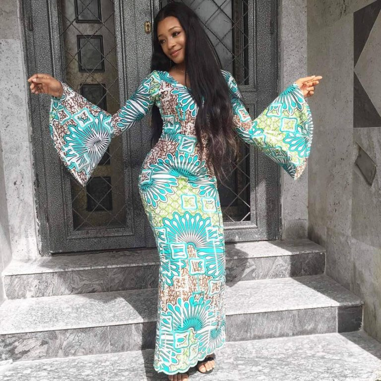 5dc97f2e29f5b african print dresses and new ankara styles trending in 2018 -  Od9ja Styles   -