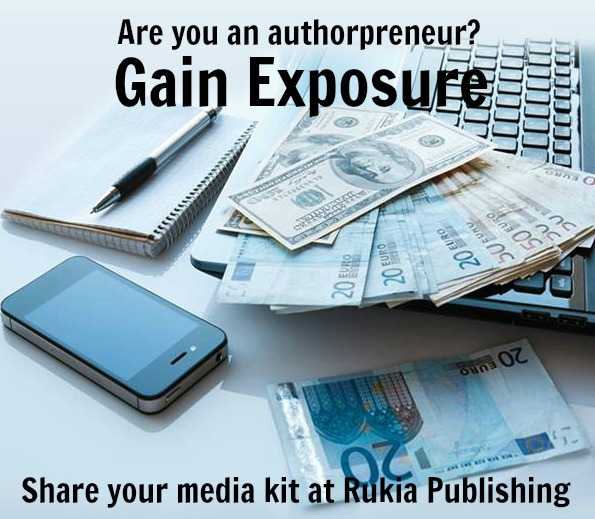 Gain exposure for your books!