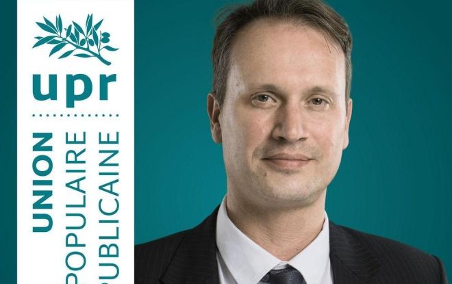 Jérôme Lecart candidat législatives 2017