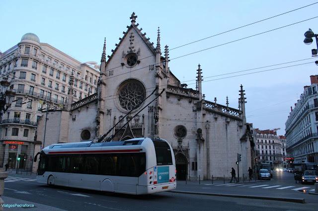 Saint-Bonaventure, Cordeliers, Presqu'ile, Lyon, Lió, Rhône-Alpes, Rhône, França
