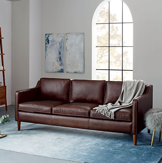 West Elm Dunham Sofa Reviews Luxury Modern Rattan Outdoor Barbados Just A Darling Life Wednesday Sofas Down Filled 1 699 On Sale 359