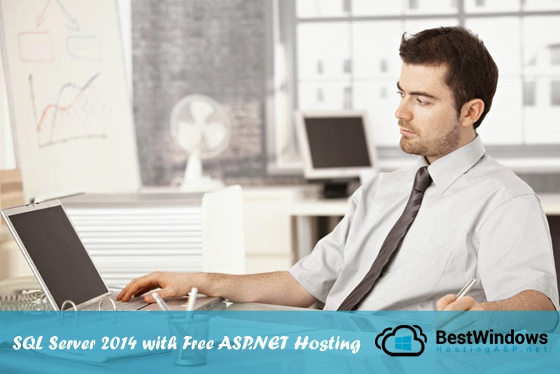 SQL Server 2014 with Free ASP.NET Hosting