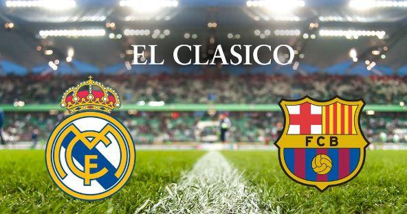 Prediksi Real Madrid vs Barcelona - Kamis 17 Agustus 2017 Pkl 03.00 WIB