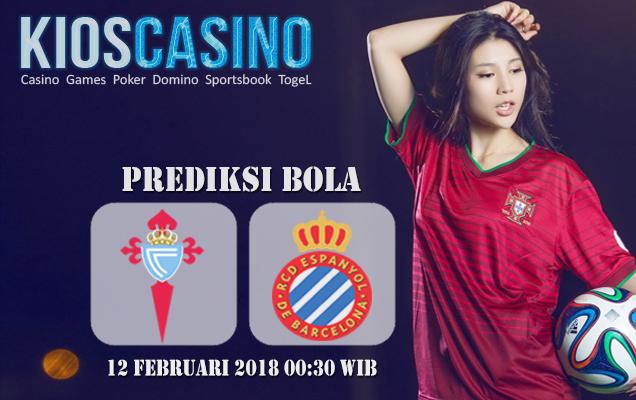 Prediksi Celta Vigo vs Espanyol 12 Februari 2018