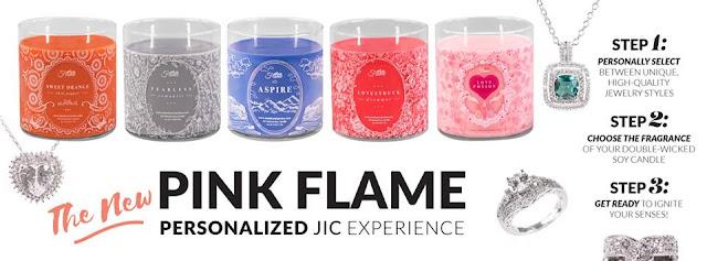 الحصول على عينات مجانية من الشموع العطرية من Jewelry In Candles مجانا