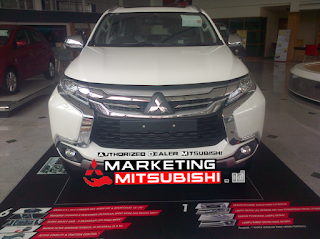 All New Pajero Sport Mitsubishi Bintaro