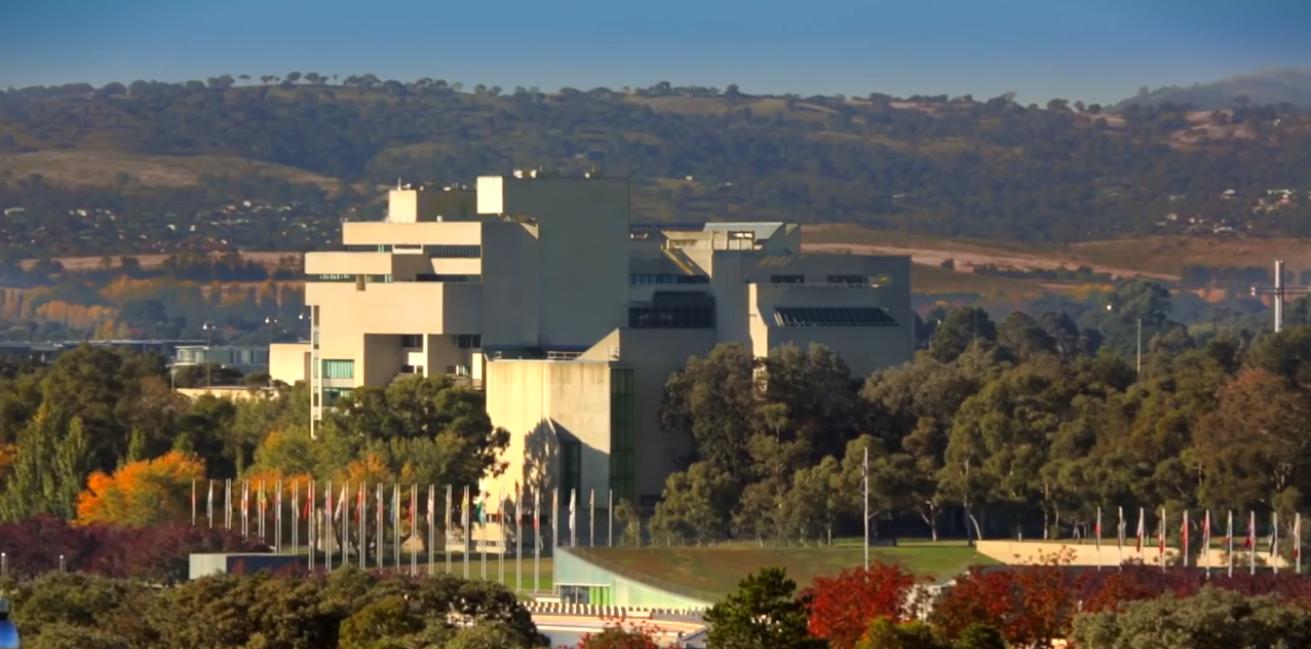 #Canberra, Capital da Austrália