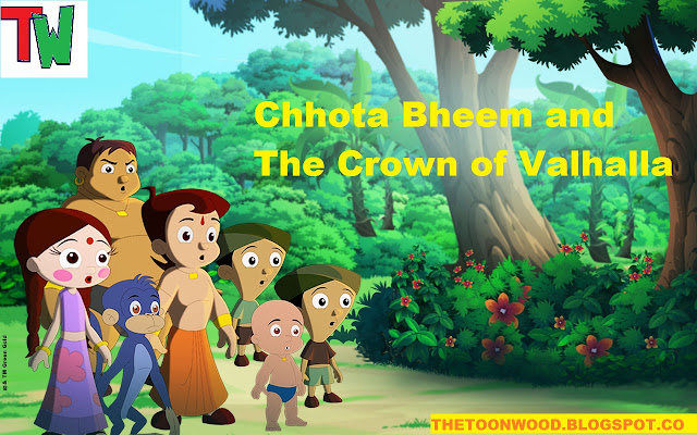 watch and download Chhota Bheem and The Crown of Valhalla Hindi Full Movie