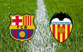 Barcelona vs Valencia Full Match And Highlights