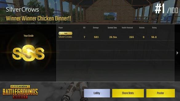 Tips Jitu Supaya Menang Di Game Pubg Mobile
