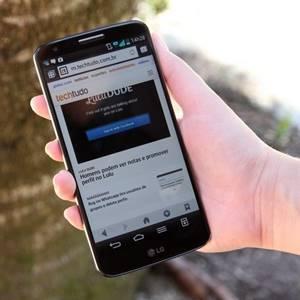 LG G2 foi a aposta da LG em 2013