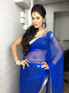 Alisha_Pradhan_hot_saree_pic