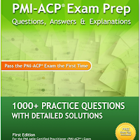 Book Review - PMI-ACP Exam Prep by Chris Scordo (1000+ Practice Questions)