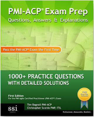 Book Review - PMI-ACP Exam Prep by Chris Scordo