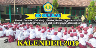 Download Kalender 2019 Terbaru