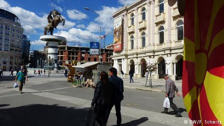 Προβλήματα με το κράτος δικαίου στα Σκόπια