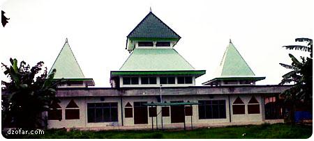 Masjid Dekat Rumah Abi