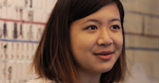 Sharon Lin, founder of the White Water app