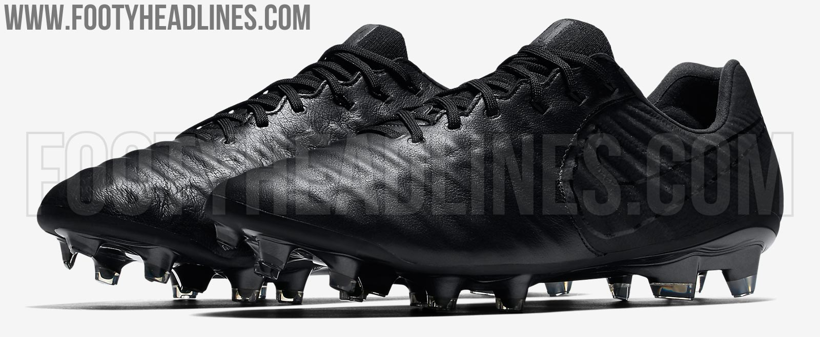 pure class blackout nike tiempo legend vii boots leaked. Black Bedroom Furniture Sets. Home Design Ideas