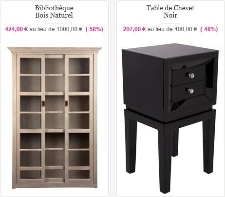 ventes privees sur internet vical home showroompriv. Black Bedroom Furniture Sets. Home Design Ideas