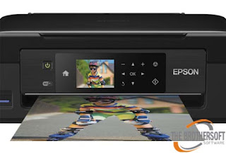 Epson Expression Home Xp-432 Small-in-one Printer