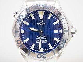 オメガ シーマスター300 プロフェッショナル 2255.80 オートマチック 腕時計を買い取り致しました