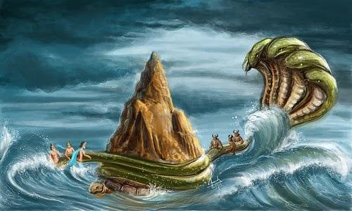 lord of ocean tricks