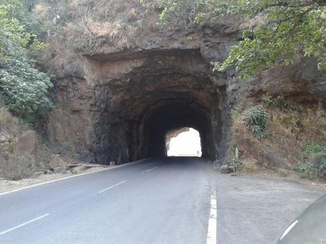 Malshej Ghat tunnel