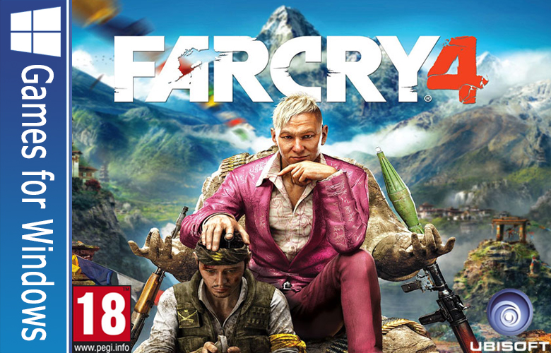 Far Cry 4 Cover www.gamerzidn.com