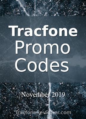 tracfone promo code nov 2019